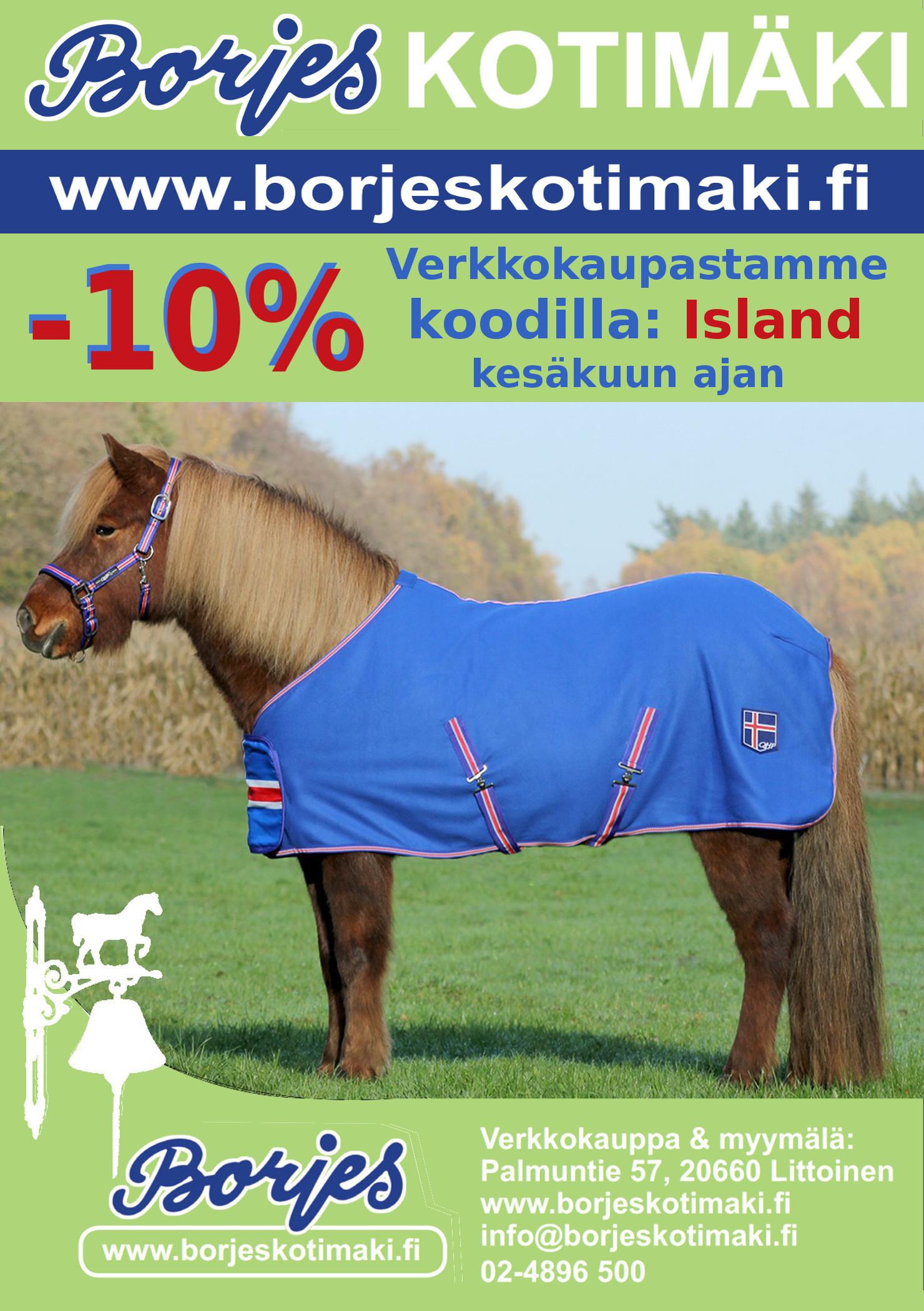Islanninhevoskerho Jalkur